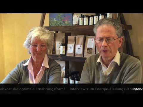 """Trailer zum Interview mit Josefa & Dr. Peter Bucher - Rohkost - """"grüner-Smoothie-Würfel-to-go"""""""