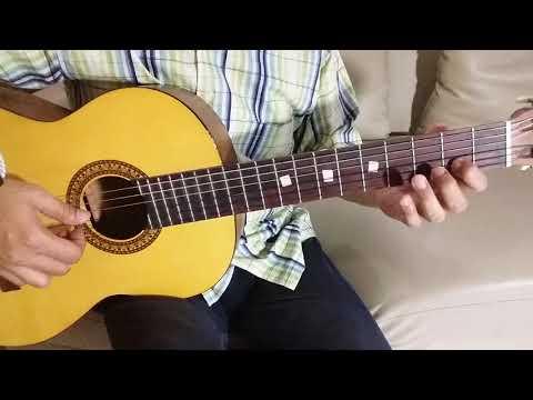 Tanah Airku - Ibu Sud (Lagu Wajib Nasional) | Tutorial Gitar Fingerstyle Cover