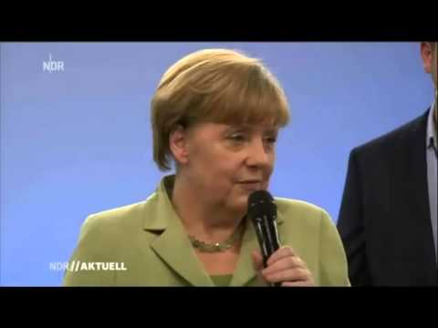 Merkel destroying dreams / with English subtitles