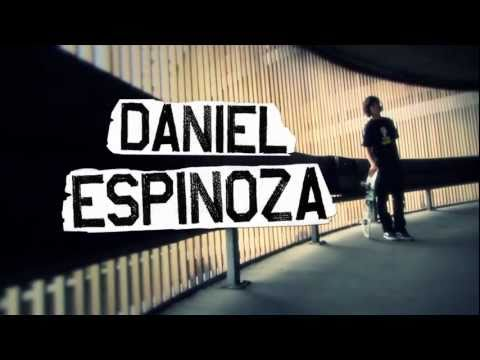 Cliché skateboards Daniel Espinoza commercial by French Fred