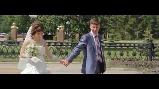 Свадебное видео Белгород [HD] ::: Владимир ❤ Юлия
