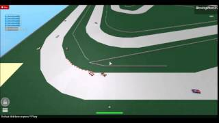 ROBLOX : Formule 500 S1 tour 11 points saillants