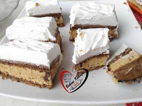 Bakina kuhinja - vrhunski kremast kolač sa plazmom i pavlakom
