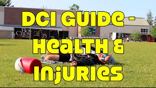 DCI Guide - Health & Injuries