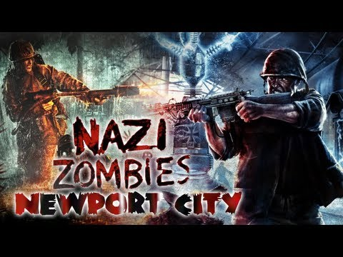 Custom Zombies: on Newport City Part 1 - Getting used to PC gaming