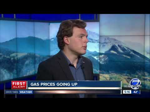 AAA report shows gas prices increasing