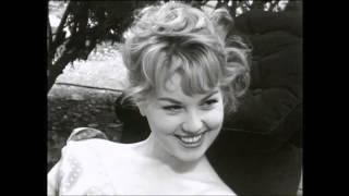 Mylène Demongeot - Interview (1957)