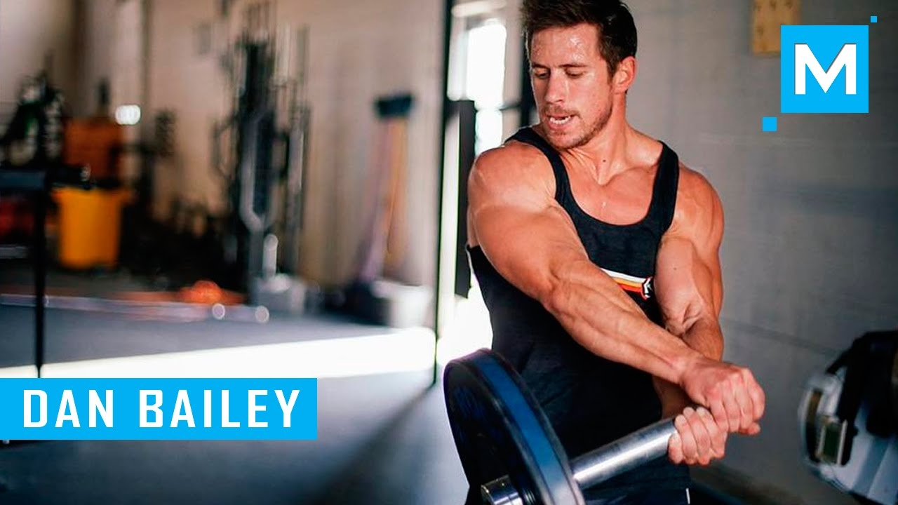 dan bailey crossfit workouts part 2 muscle madness