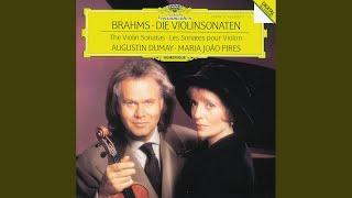 Brahms: Sonata For Violin And Piano No.1 In G, Op.78 - 1. Vivace ma non troppo