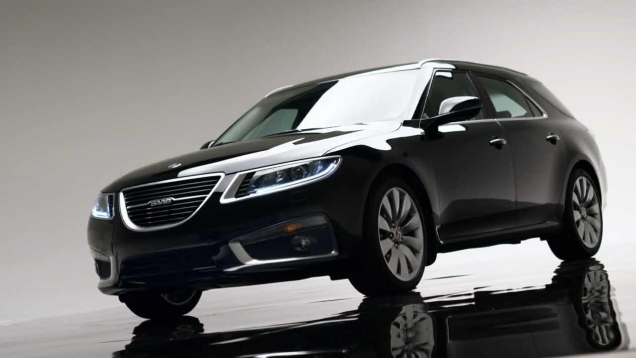 Presenting The All New 2012 Saab 9 5 SportCombi