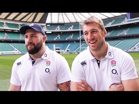 RBS 6 Nations Player Diary 4 #O2InsideLine