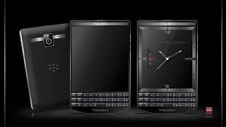 Необычный имиджевый смартфон - Blackberry passport