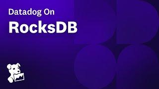 Datadog on RocksDB