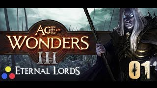 Age of Wonders III - Eternal Lords | Warlord Humans - Let's play | Episode 1 [Learning]