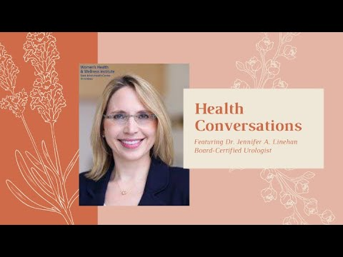 WH&WI Health Conversations, ft. Dr. Jennifer Linehan