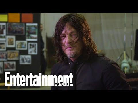 Norman Reedus Says 'The Fight's Back In It' On Season 8 Of 'The Walking Dead'  Entertainment Weekly