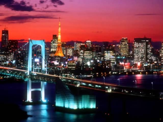 Дза ПИНАЦ  ザ・ピーナッツ Una sera di Tokyo (Сумерки Токио)