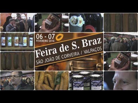 Feira São Braz '16 || São João de Corveira
