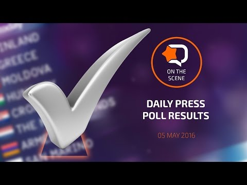 Stockholm Calling: Daily Press Poll - Day 4 - Live