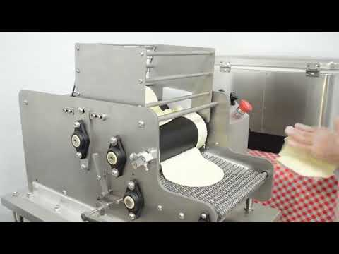 Venture Flex Restaurant Corn Tortilla Maker Youtube