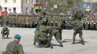 С днем Великой Победы! Чебаркуль отпраздновал 9 мая