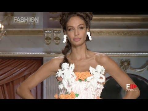 M0SCHINO Women's Fall 2020 Milan - Fashion Channel