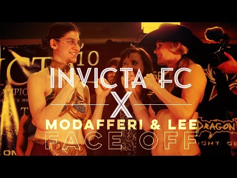 Invicta FC 10: Roxanne Modafferi vs. Andrea Lee