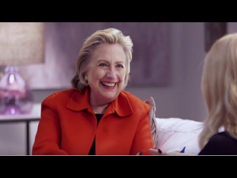 Hillary Clinton Exclusive Interview || THE CONVERSATION WITH AMANDA DE CADENET