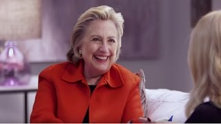 Hillary Clinton Exclusive Interview || THE CONVERSATION WITH AMANDA DE CADENET