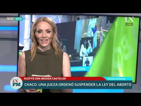 Aborto: suspenden la aplicación de la ley en Chaco por una medida cautelar