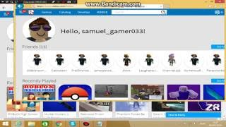 Tutorial How to play online with your friend in Roblox