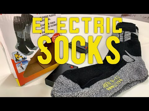 Heated Electric Socks Review