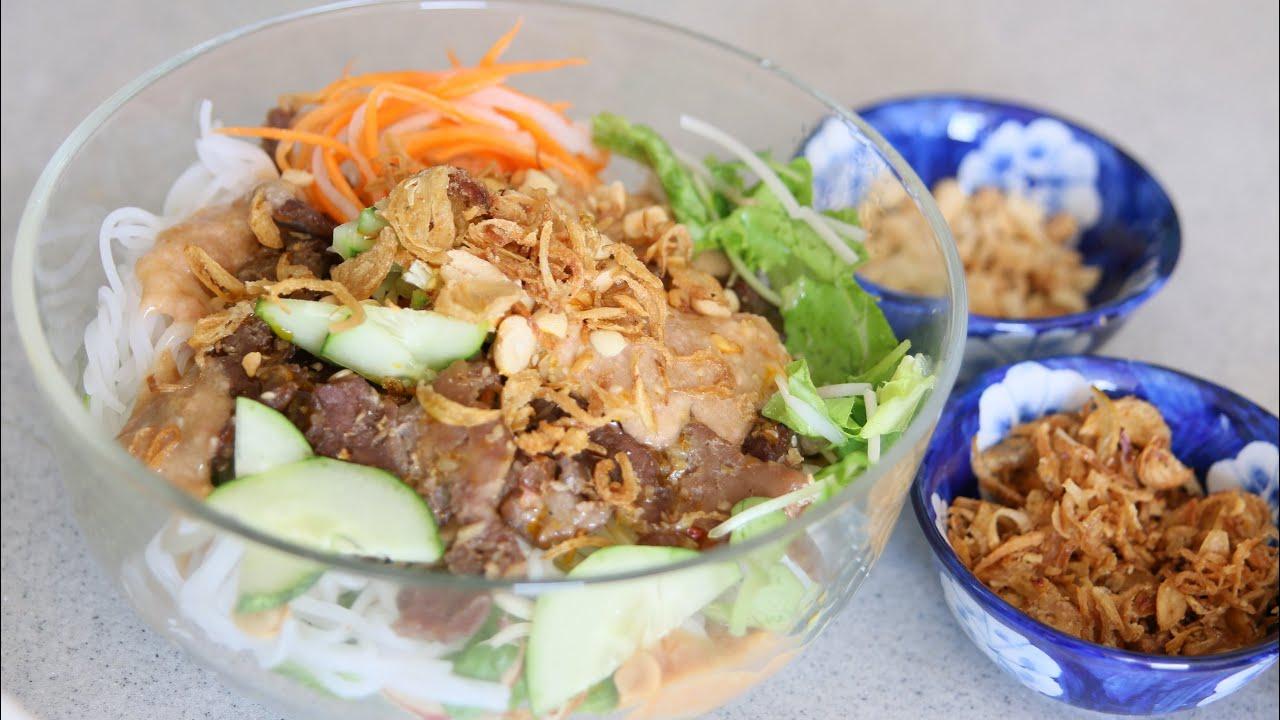 recipe: bun thit nuong recipe [27]