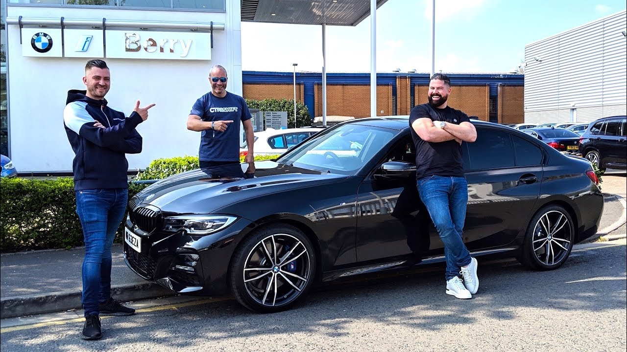 New Bmw Collection Day For Lenny The Geeza 330i G20 2019 Youtube