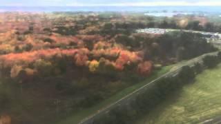 Wheels down - Bradley International Airport, Hartford, CT