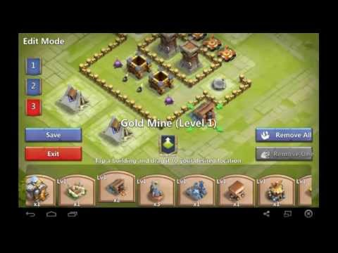 Castle Clash : Town Hall Lvl 6