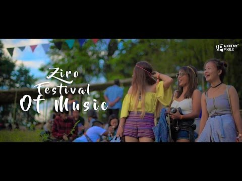 Ziro Festival of Music -After Movie 2016
