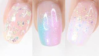 4 EASY Nail Ideas | Iridescent Nails