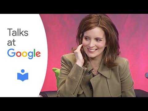 """Tina Fey: """"Bossypants""""   Talks at Google"""