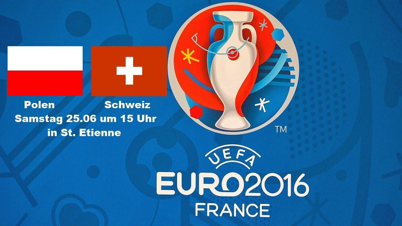 Em Spiel Schweiz Polen