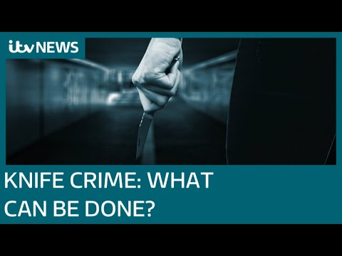Knife crime: A Granada Reports investigation | ITV News