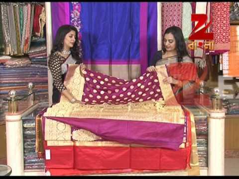 02ac23d914da8 Exclusive Banarasi Silk Sarees- Indian Silk House Exclusives - YouTube