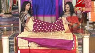 Exclusive Banarasi Silk Sarees- Indian Silk House Exclusives
