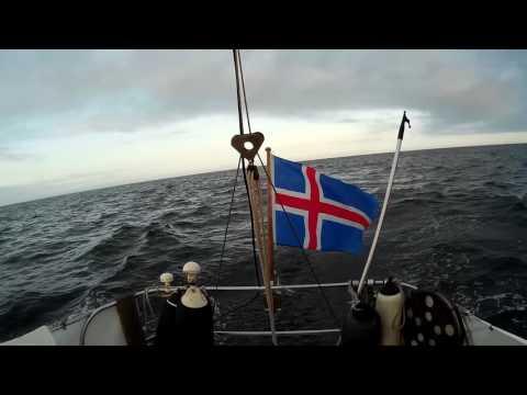 Sailing Sweden to Iceland part 7, Shetland island to Faroe Island.