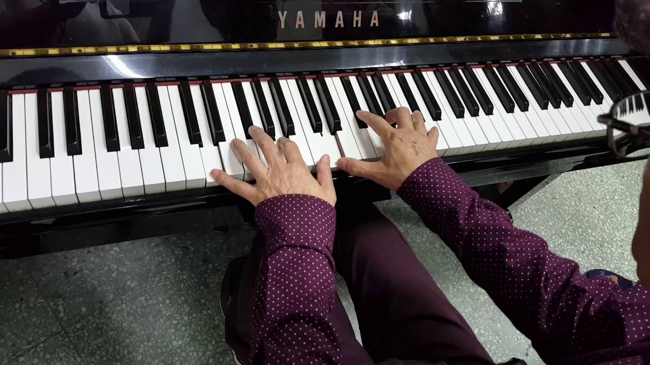 練習轉調最好的練習曲
