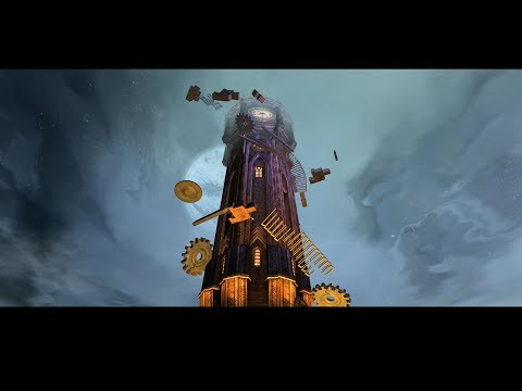 Guild Wars 2 - Mad King's Clock Tower Jumping Puzzle #2017