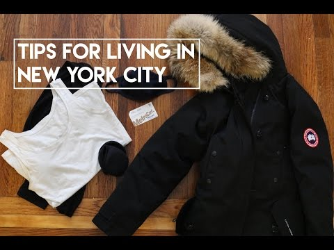 NYC Life - Tips for Living in New York City