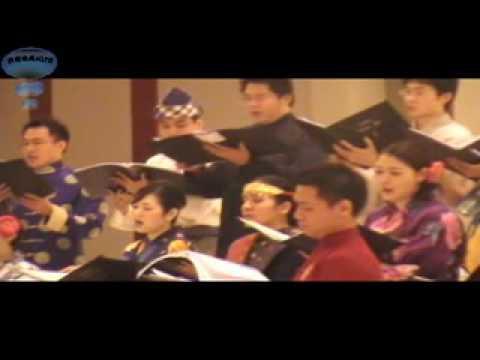 """AYC2009 """"Usuli Boat Song"""" (Shui Jiang Tian-Chinese Folk Song)"""