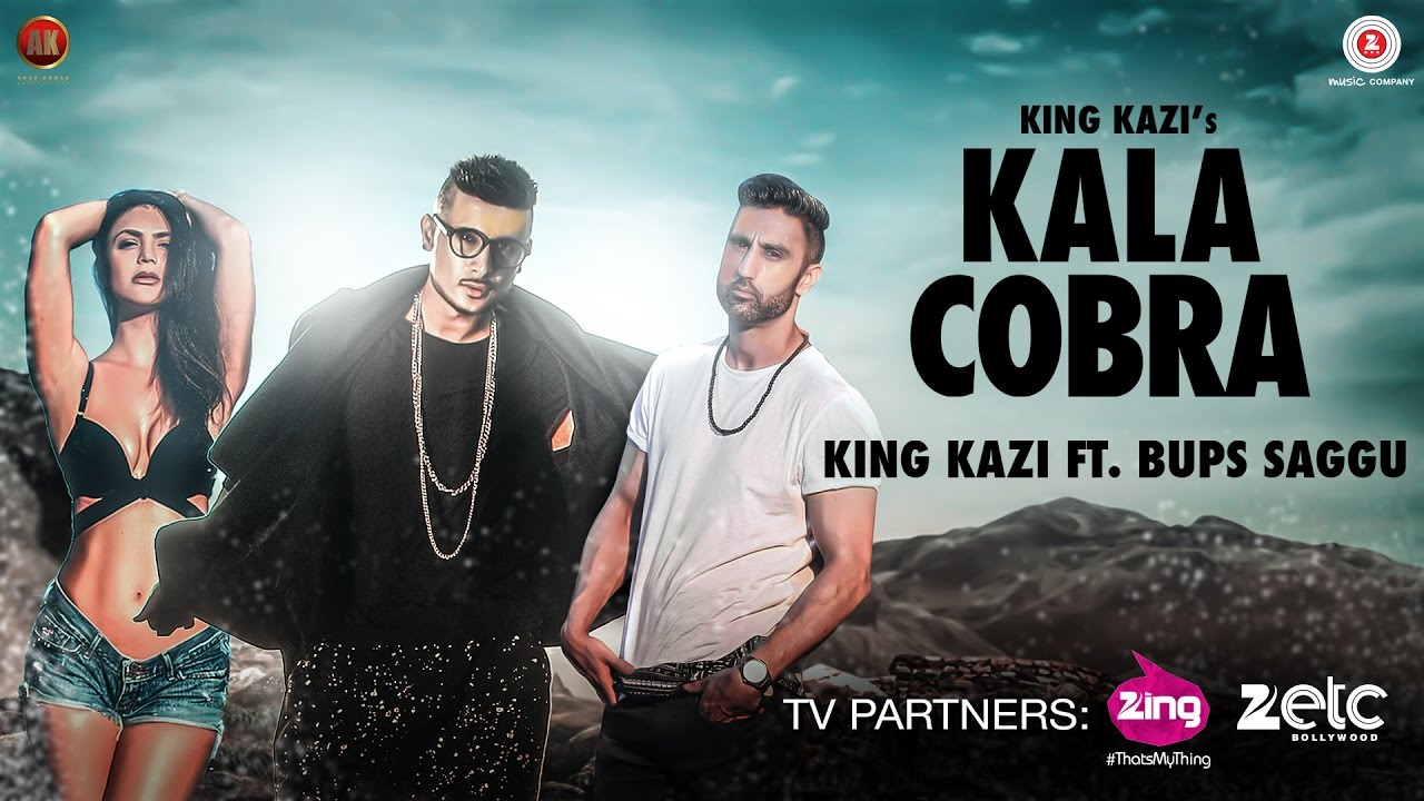 Kala Cobra Full Video King Kazi Bups Saggu New Songs 2016