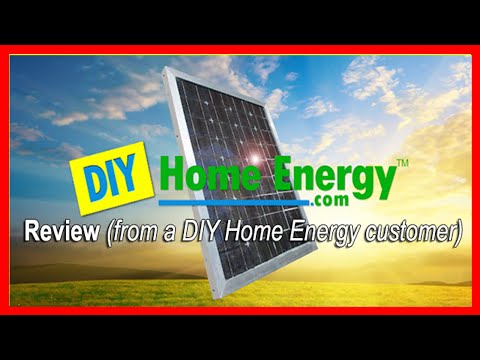 Diy Home Energy System Review – How To Solar Power Your Home Save Up To 75% Or More In 30 Days